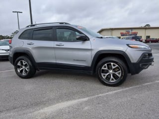 2017 Jeep Cherokee Trailhawk L Plus