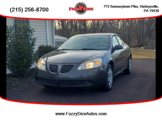 2007 Pontiac G6 Value Leader