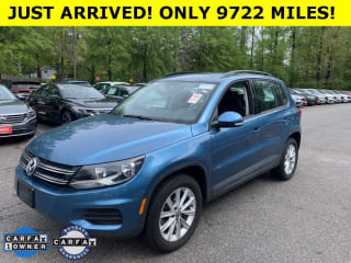 2017 Volkswagen Tiguan 2.0T Limited S 4Motion