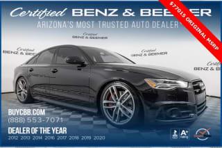 2017 Audi A6 quattro competition Prestige