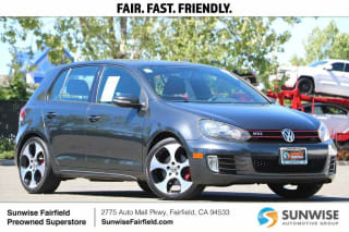 2011 Volkswagen Golf GTI Base PZEV