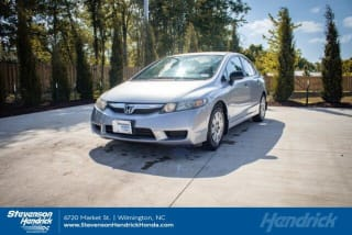 2010 Honda Civic VP