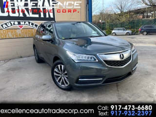 2014 Acura MDX SH-AWD w/Tech w/RES