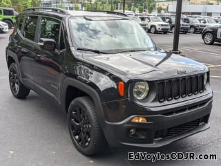 2016 Jeep Renegade Justice Edition