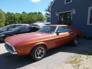 1971 Ford Mustang Coupe 302 4 Barrell