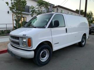 2001 Chevrolet Express Cargo G3500