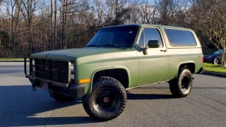 1985 Chevrolet Blazer Base