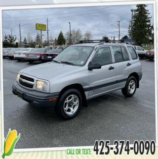 2001 Chevrolet Tracker Base