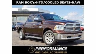 2013 Ram Pickup 1500 Laramie Limited