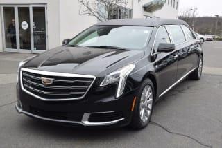 2019 Cadillac XTS Pro Coachbuilder-Stretch Livery