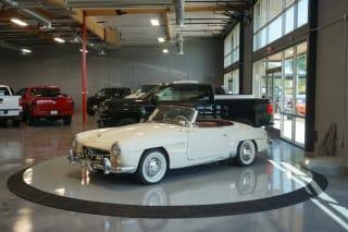 1958 Mercedes-Benz 190-Class CONVERTIBLE HARDTOP