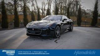 2020 Jaguar F-TYPE R-Dynamic