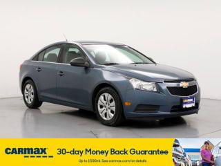 2012 Chevrolet Cruze LS