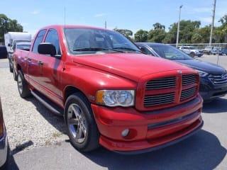 2003 Dodge Ram Pickup 1500 SLT