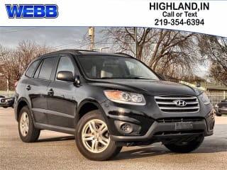 2012 Hyundai Santa Fe