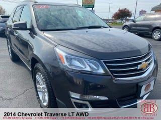 2014 Chevrolet Traverse LT