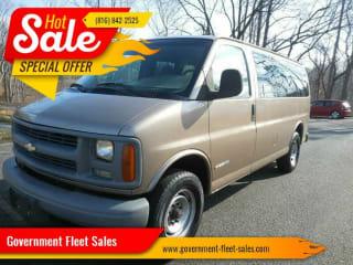 2002 Chevrolet Express Passenger 1500