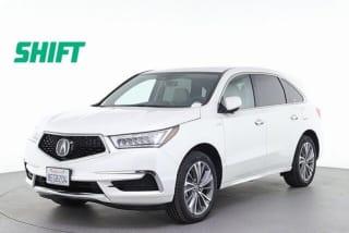 2018 Acura MDX SH-AWD Sport Hybrid w/Tech