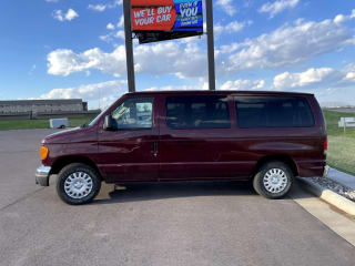2006 Ford E-Series Wagon E-150 XLT