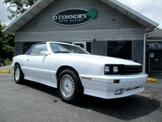 1986 Mercury Capri 5.0 L