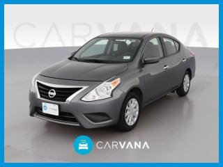 2018 Nissan Versa SV