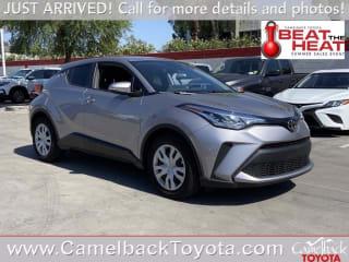 2020 Toyota C-HR LE