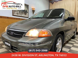 1999 Ford Windstar