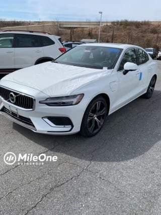 2021 Volvo S60 Recharge eAWD Inscription
