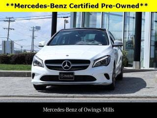 2019 Mercedes-Benz CLA CLA 250 4MATIC