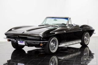 1966 Chevrolet Corvette Stingray Convertible