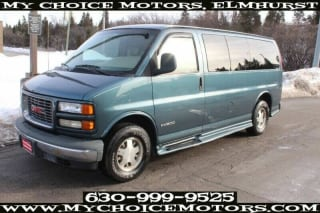 1999 GMC Savana G1500 2dr Commercial/Cutaway/Chassis