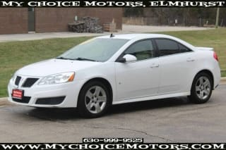 2009 Pontiac G6 Value Leader