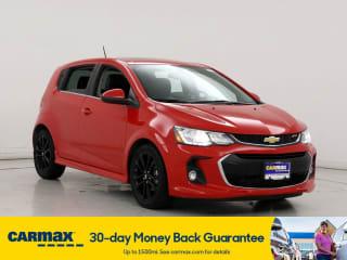 2017 Chevrolet Sonic Premier Auto