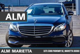 2020 Mercedes-Benz E-Class E 450 4MATIC