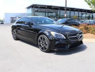 2018 Mercedes-Benz CLS CLS 550