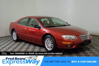 2003 Chrysler 300M Base