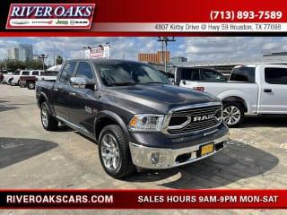 2017 Ram Pickup 1500 Laramie Limited