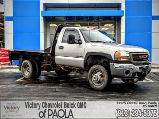 2006 GMC Sierra 3500 Work Truck