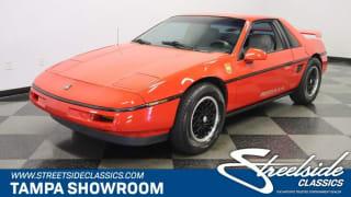 1988 Pontiac Fiero Formula