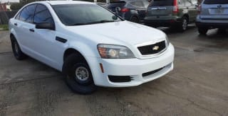 2016 Chevrolet Caprice Police