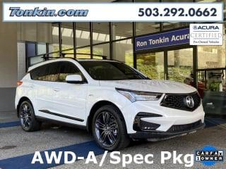 2020 Acura RDX SH-AWD w/A-SPEC