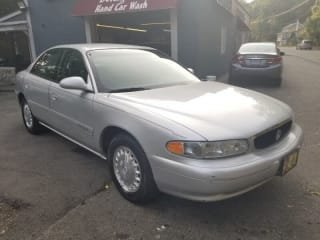 2001 Buick Century Limited