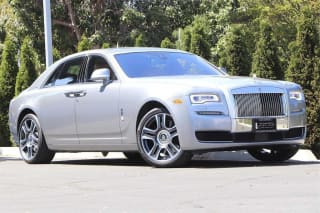 2017 Rolls-Royce Ghost Series II Base