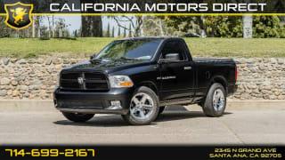 2012 Ram Pickup 1500