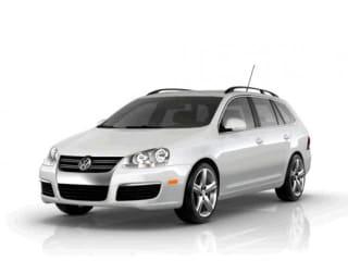 2009 Volkswagen Jetta SportWagen SE