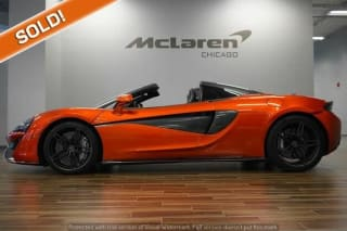 2018 McLaren 570S Spider Base