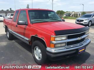 1997 Chevrolet C/K 1500 Series K1500 Cheyenne