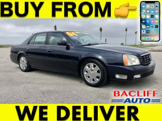 2004 Cadillac DeVille DTS