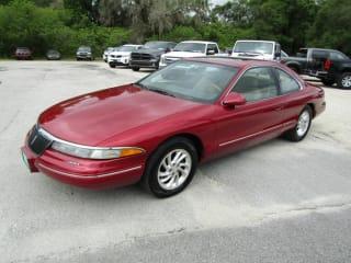 1995 Lincoln Mark VIII LSC