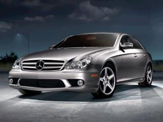 2010 Mercedes-Benz CLS CLS 550